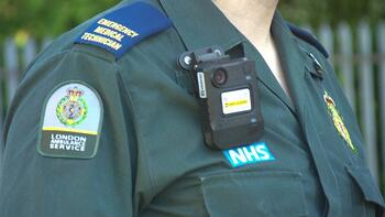 Bodycams for Ambulance Workers image