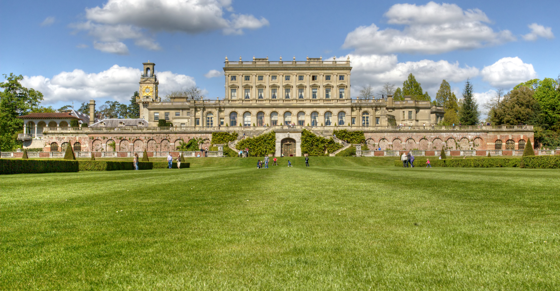 National trust at Cliveden